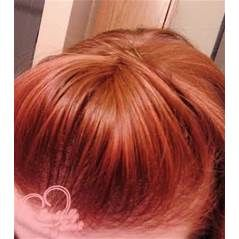 Ion Hair Color Light Copper Brown Dye In Light Copper Blonde Hair