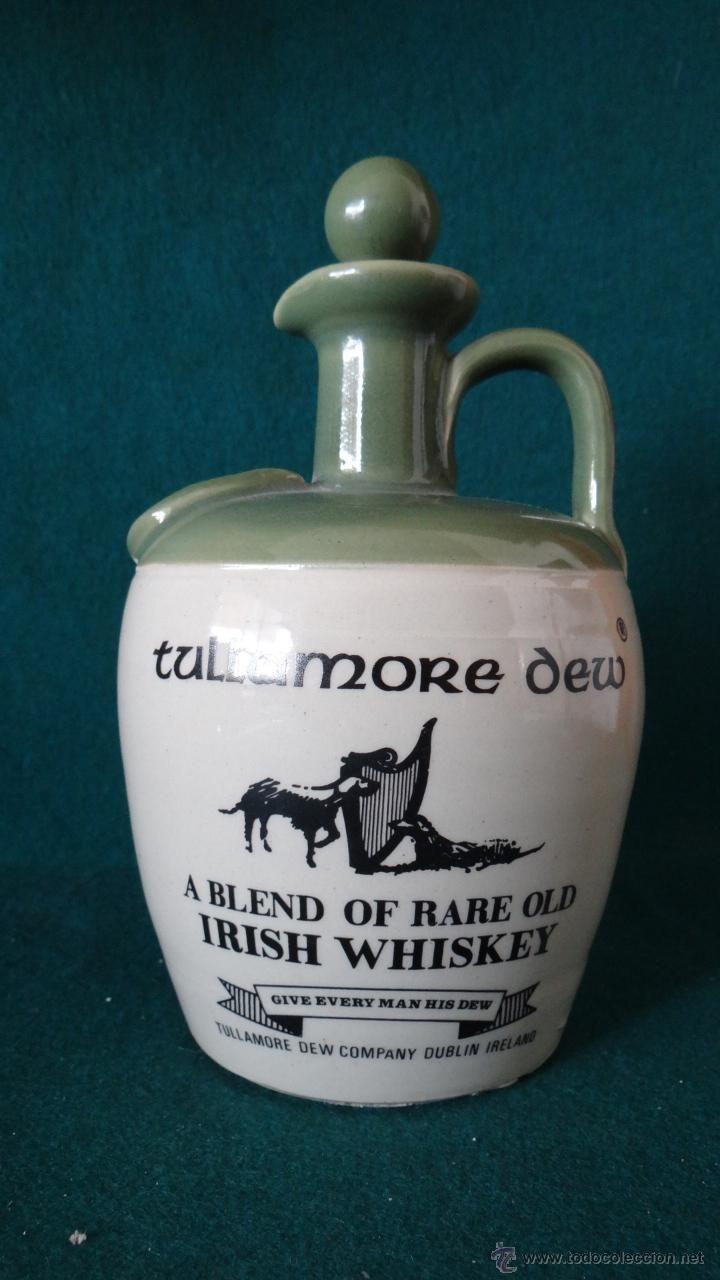 Tullamore Dew Whisky Ireland Dublin Caneco 750 Cl