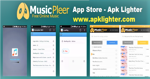 Pin by Apk Lighter on Android Apps Apk Lighter Music app