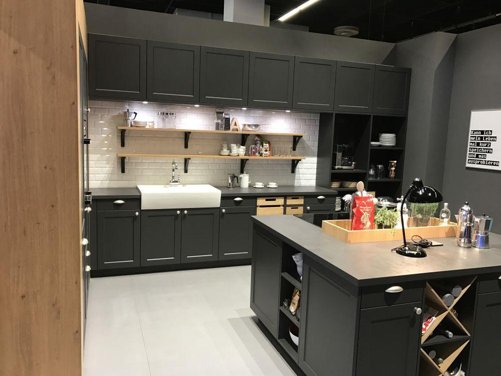 Offene Küche Regale und die Flexibilität, die damit einhergeht - kleine regale für küche