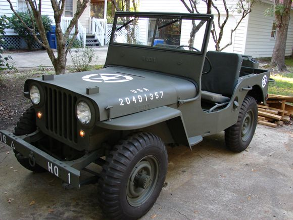 1948 Willys Cj 2a Photo Submitted By David Dement Willys Jeep