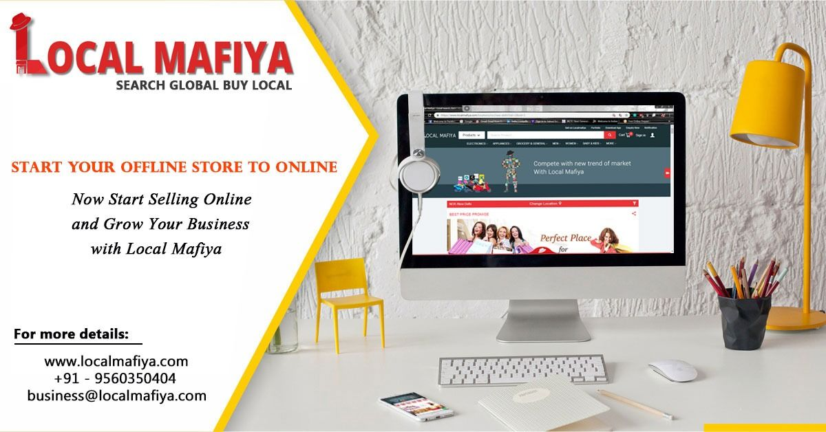 Start your exclusive online store on web and mobile with