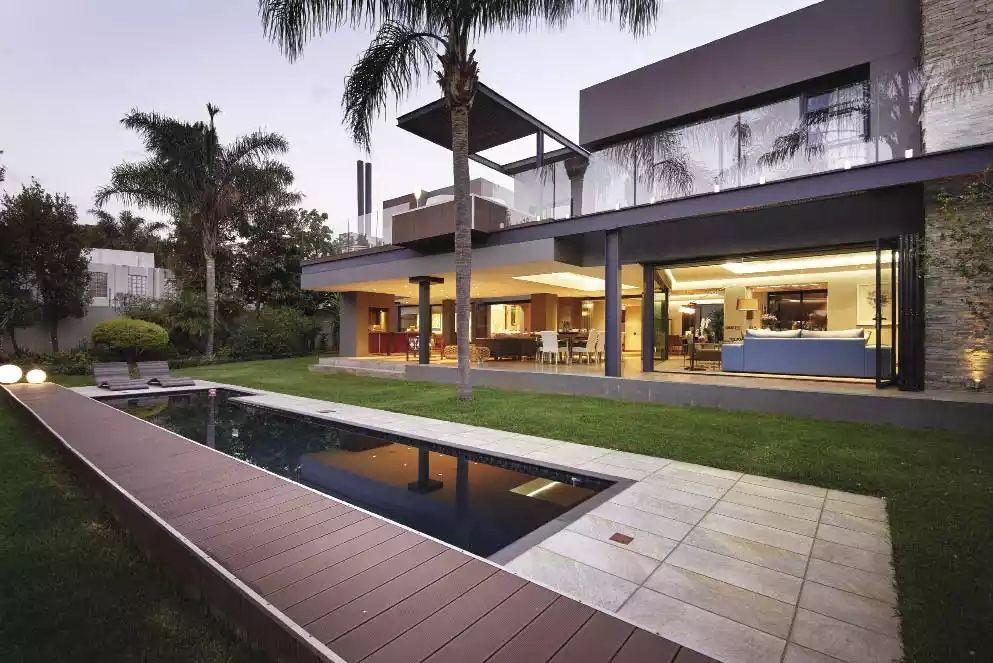 Really nice modern houses the image kid for Nice modern house
