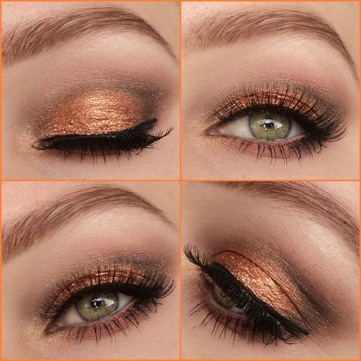 Smoky eye makeup looks are the most classic and timeless