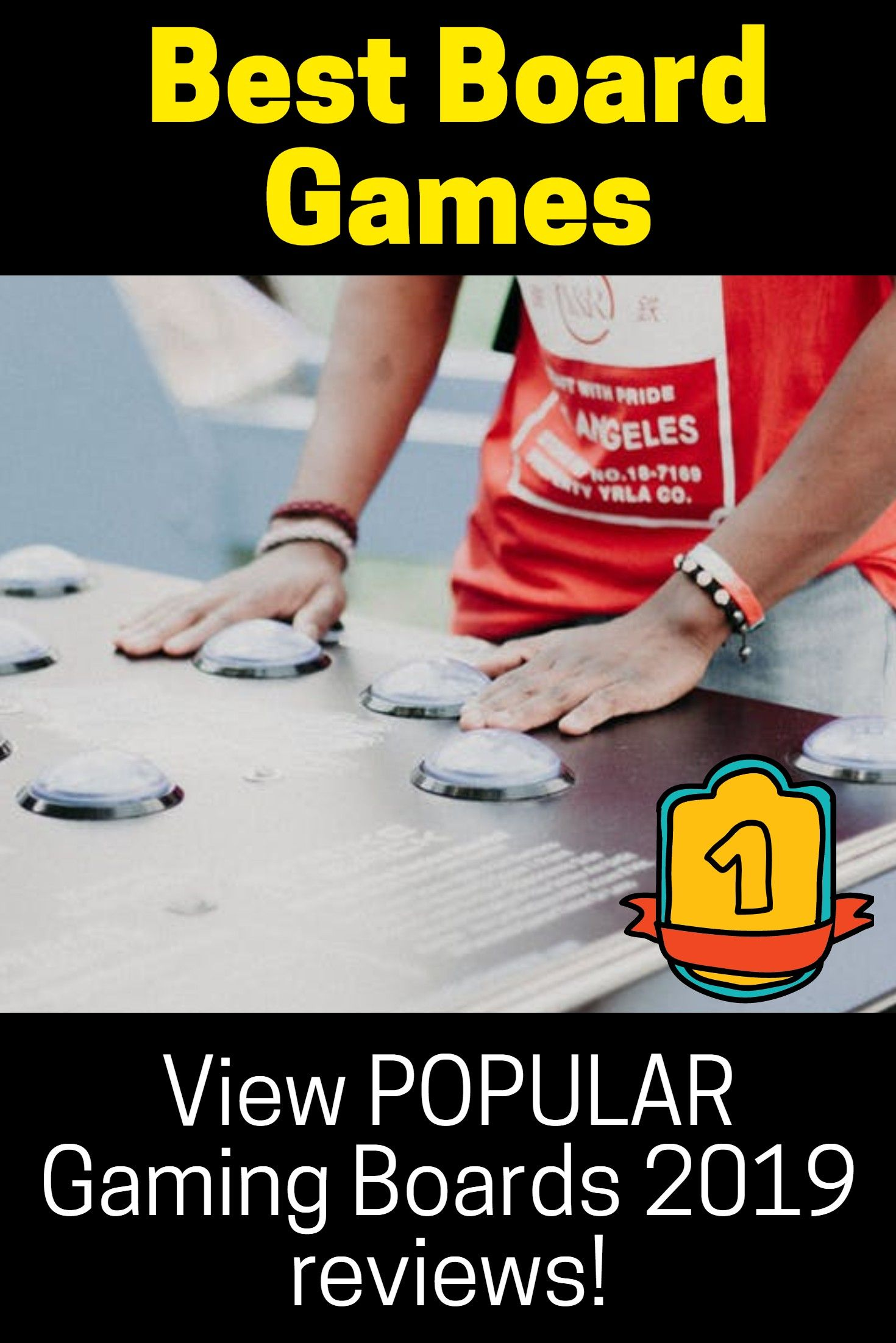 BEST BOARD GAMES View [POPULAR Gaming Boards] 2019
