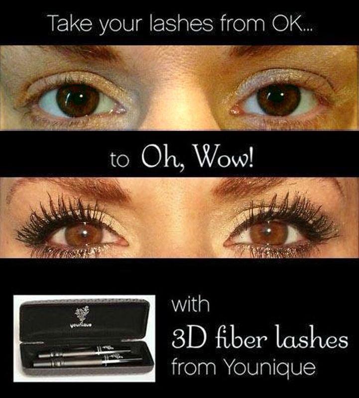 3D Fiberlashes