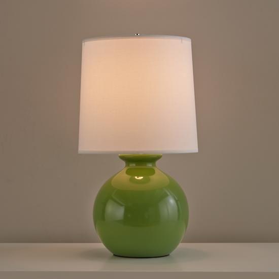 Gumball Lamp Green Lamp Table Lamp Kids Lighting