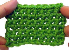 Crochet Stitches – Single, Half Double, Double and Treble