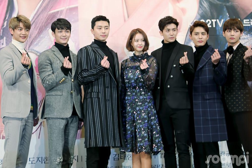 Hwarang Cast Hwarang Hwarang Korean Drama Asian Actors