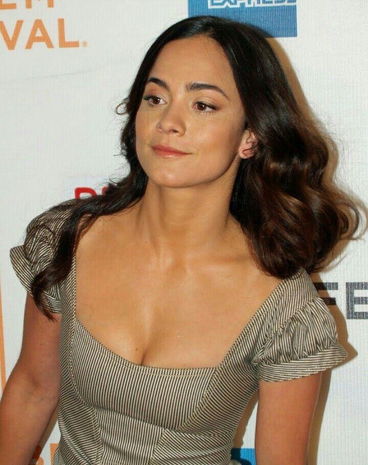 Alice Braga Hot Women Women Beauty