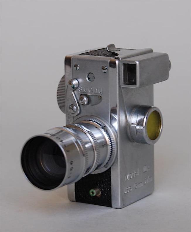 1950's Steky 16mm Miniature Spy Camera – Made in Japan