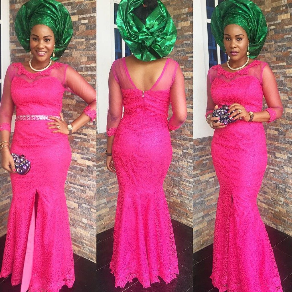 2017 05 aso ebi fashion styles nigeria wedding event fashion - Fascinating Aso Ebi Styles That Will Keep You Above Trends Be Ready To Be Wowed