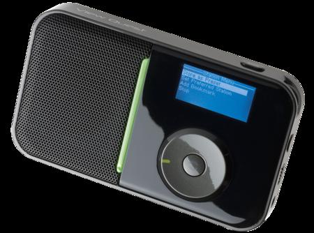 ViewQuest Portable WiFi Internet Radio