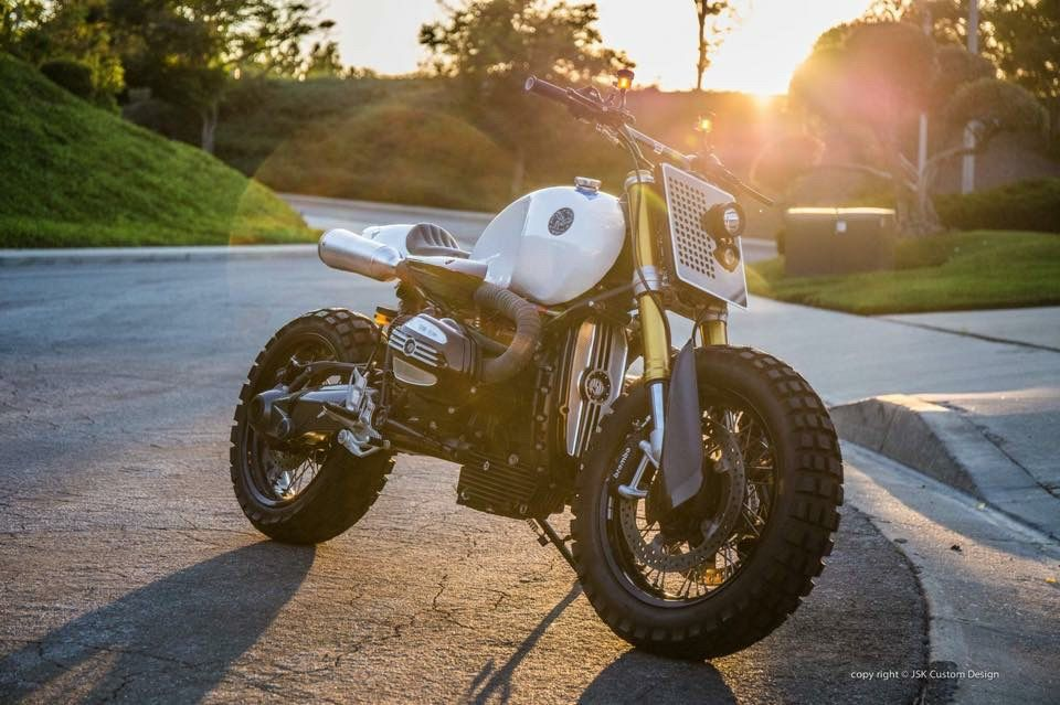 Breaking It Down The Bmw R Nine T By Jsk Gears Racing H2 Plus Shock Cafe Racer Philippines Cafe Racer