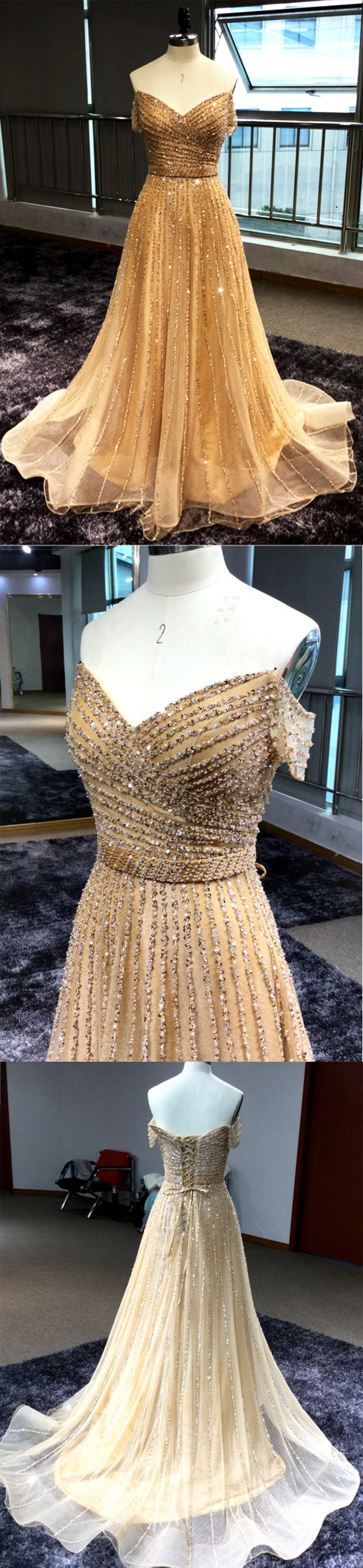 Shinny sequins off shoulder long sequins evening dress dress