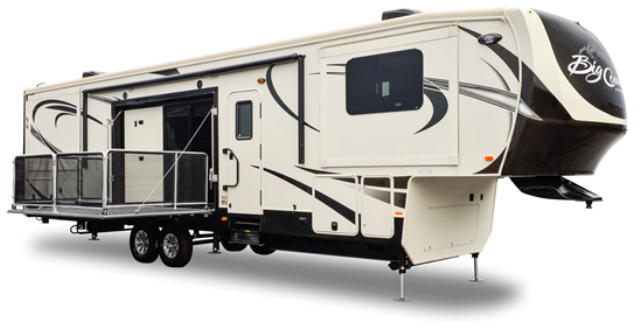 heartland rv launches new side patio on