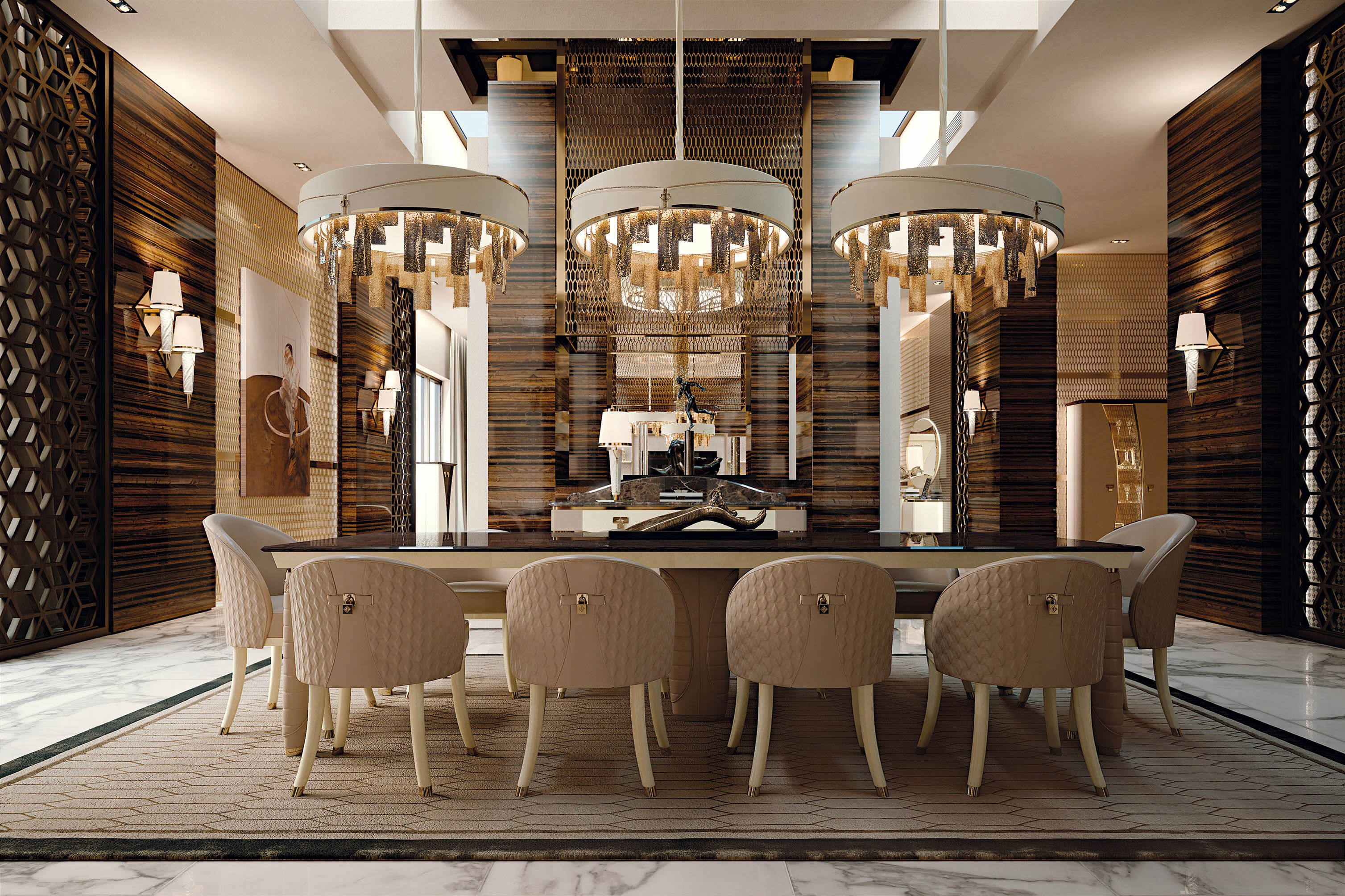 Italian furniture for exclusive and modern design the art of dining contemporary pinterest - Mobili da cantina ...