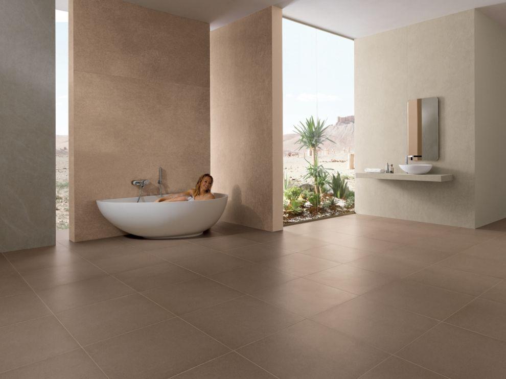 Kerlite Geoquartz  Bathroom  Bathroom Bathtub e Bath