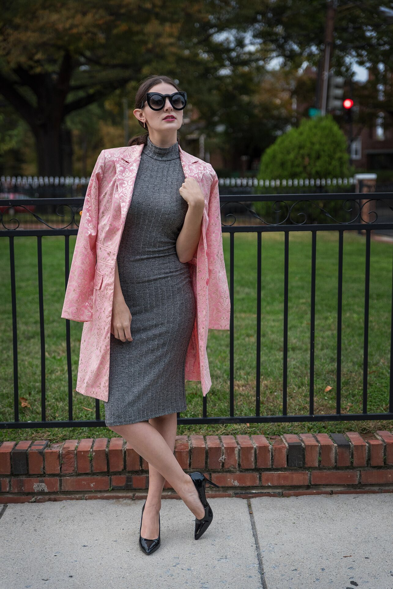 fall trends with DC Blogger Sahra