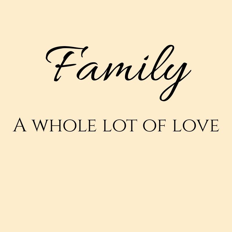 Pin By Michelle K On Family Quotes Missing Family Quotes Family Love Quotes Thankful Quotes Family