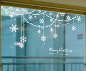 Photo of Cheap 1 set window sticker decoration christmas xmas snow …