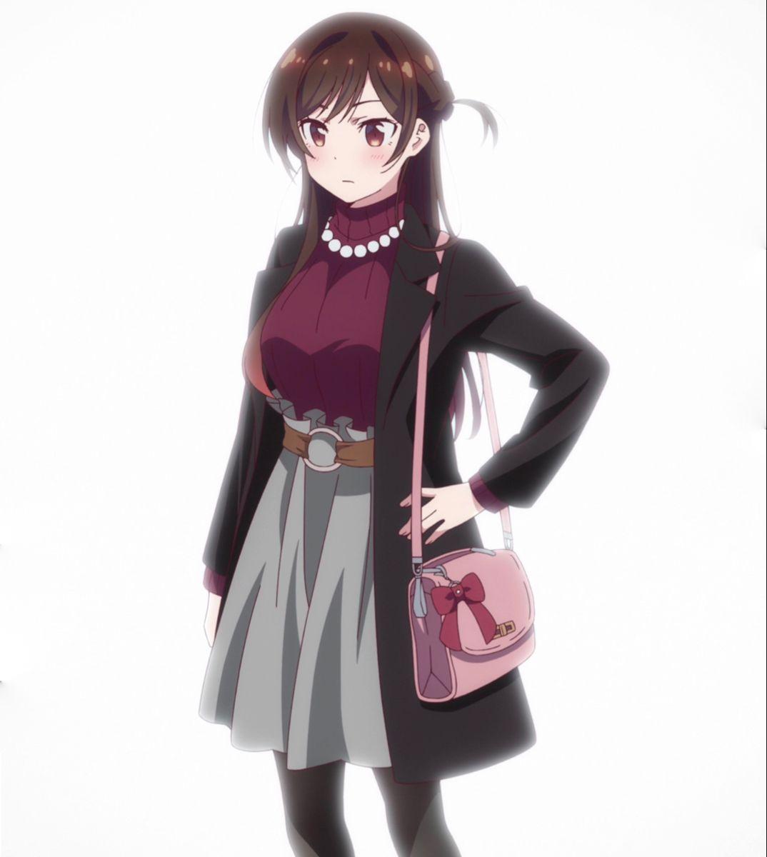 Chizuru Outfits Rent A Girlfriend