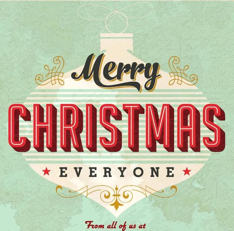 HOMEWORKS 70 Christmas Issue 2014 Vintage BannerVintage Cards DecorMerry