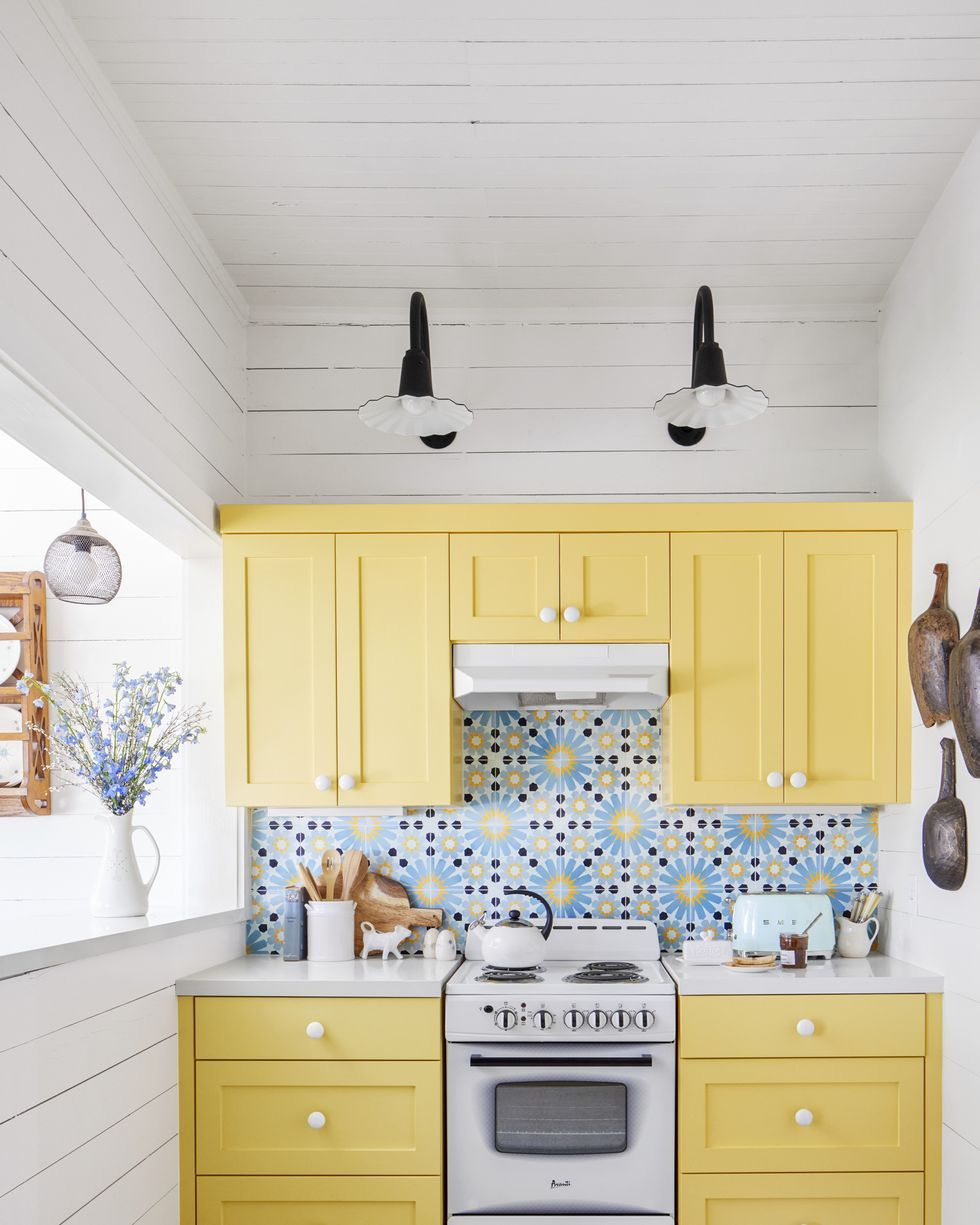 Transform Your Kitchen With A Fresh Coat Of Paint Yellow Designs Decor Remodel
