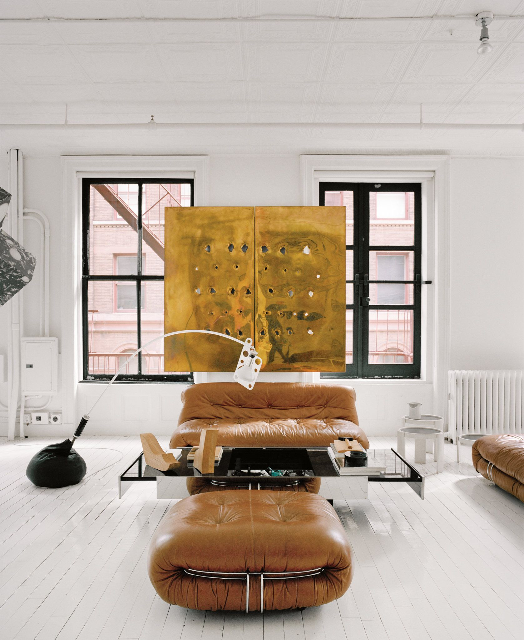 The Look of \'70s SoHo — Captured in One Apartment | Lofts, Create ...