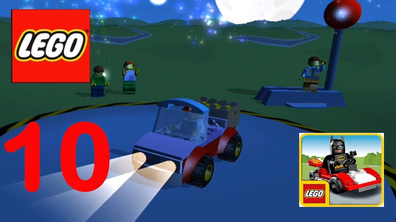 LEGO® Juniors Create & Cruise Android Gameplay 10 Kids