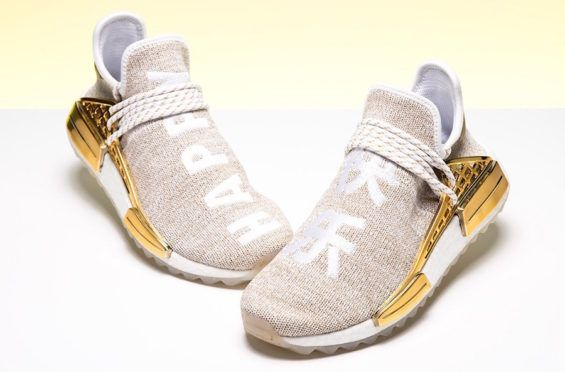 Pharrell x adidas NMD Hu China Exclusive Friends   Family Pair Selling For   5K The 5ca62cb51