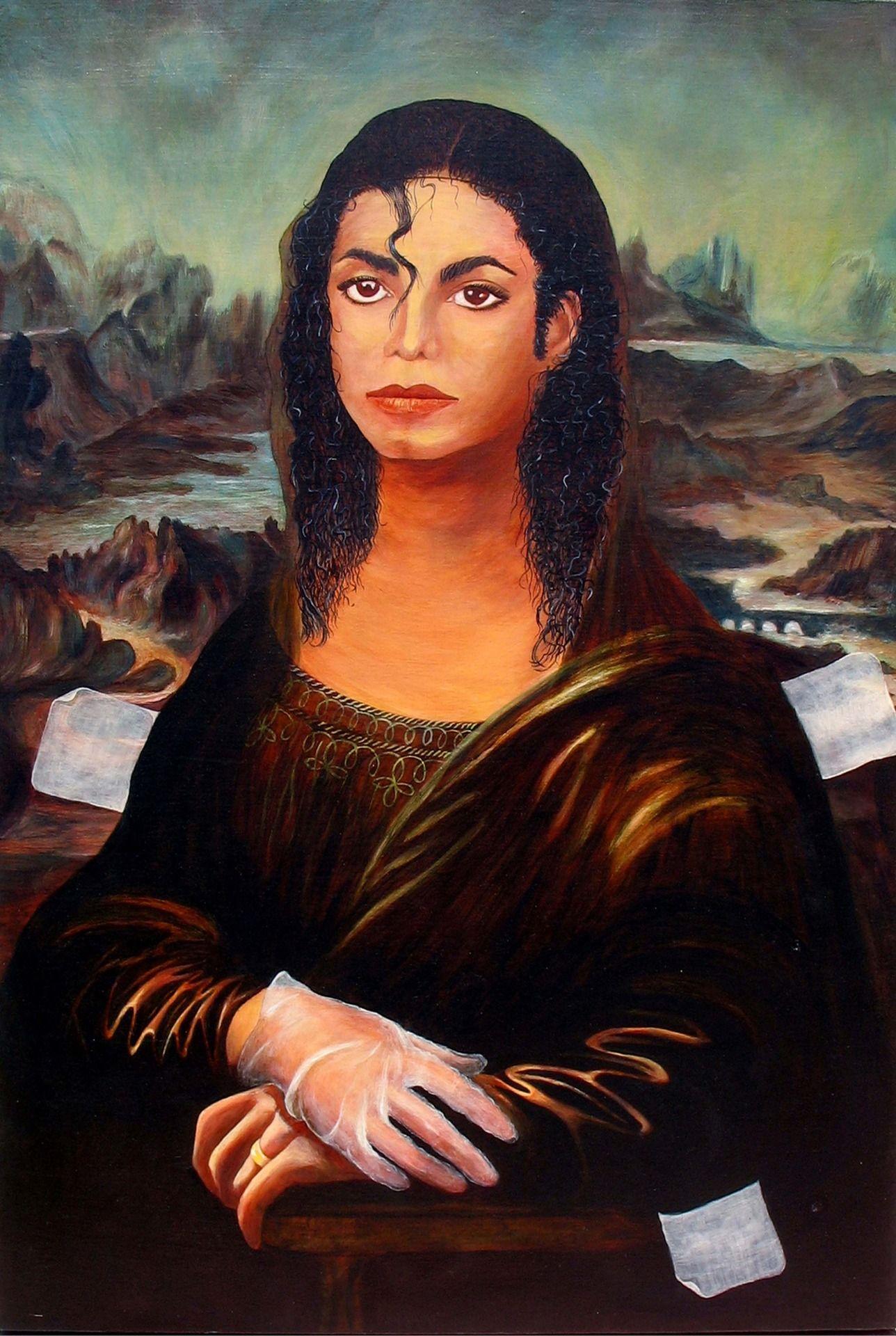 """Saatchi Online Artist: Nanci SchrieberSmith; Oil, 1994, Painting """"Michael Lisa, The"""""""