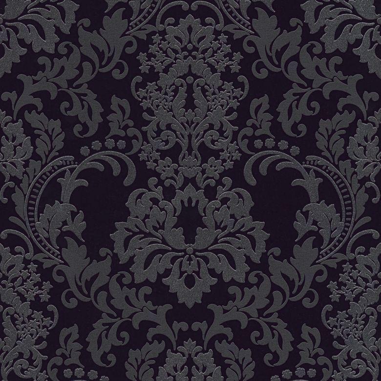 Carta Da Parati Stile Barocco.Livingwalls Carta Da Parati Nuovo Barocco Glitter Wall Art It Papier Peint Papier Peindre