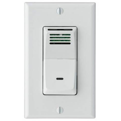 Fogged Up Bathroom Mirrors Will Be A Thing Of The Past With This Automatic Bath Exhaust Fan Switch That Turns On As Soon Increased Humidity Is