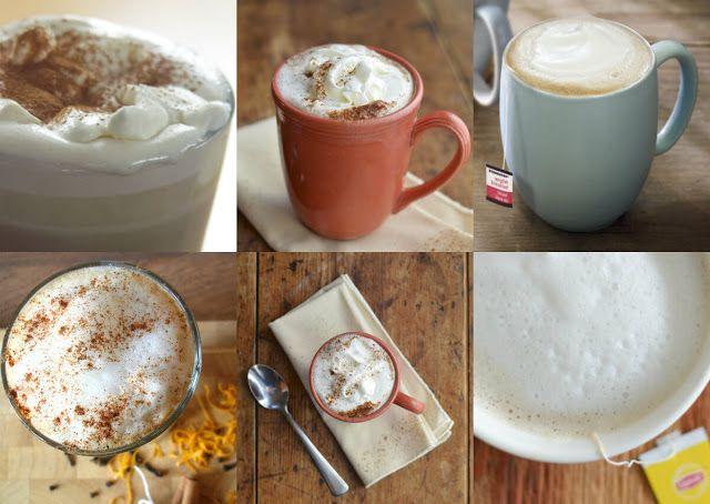 طريقة عمل شاي لاتيه بالكريمة اللذيذة عالم الطبخ والجمال Tea Latte Baking Bakery