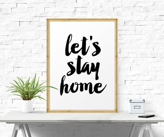 Quote Typography Motivation Too Busy Dancing Unframed Wall Art Poster