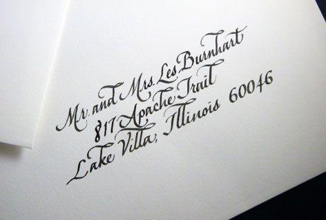 Flourished Italic using a flat nib | Calligraphy + Lettering ...