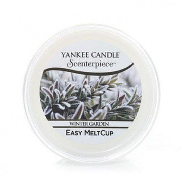 Yankee Candle Winter Garden Easy MeltCup