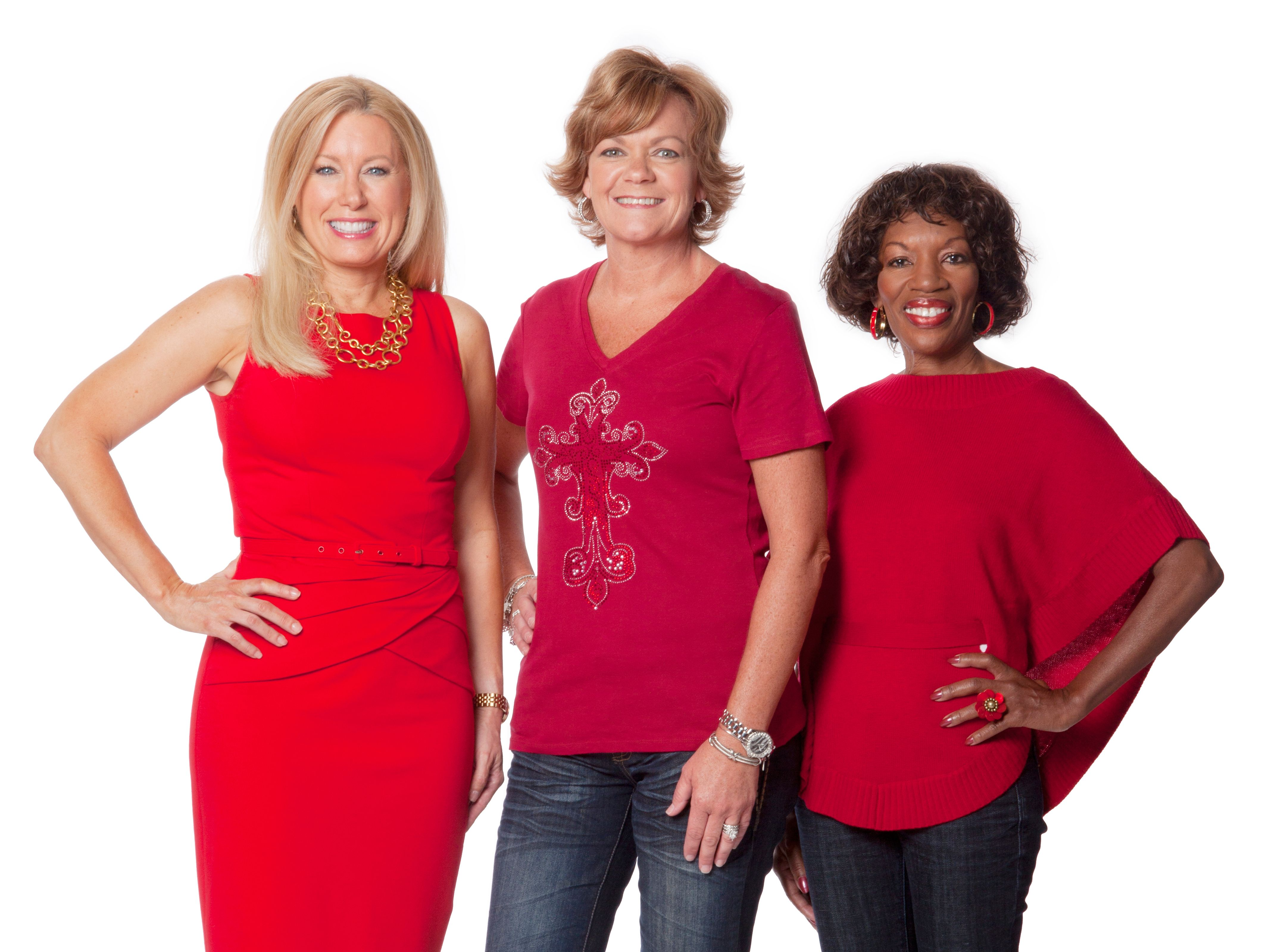 Go red takes womens health to heart women heart health