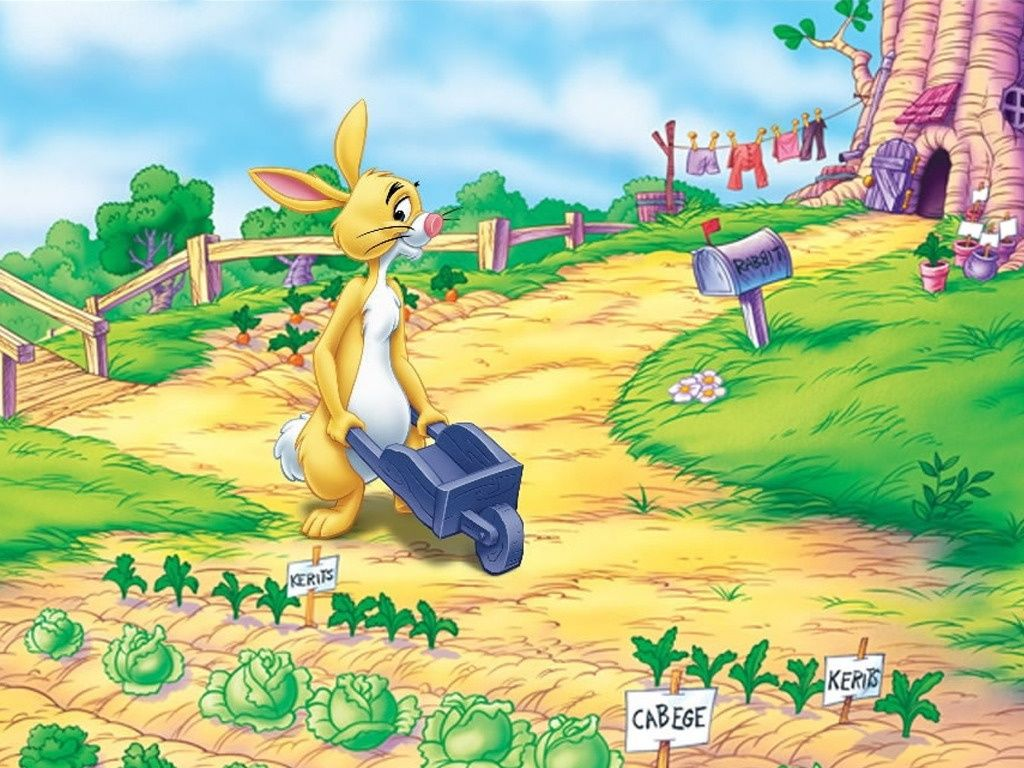 Rabbit From Winnie The Pooh Clipart Google Search 3rd