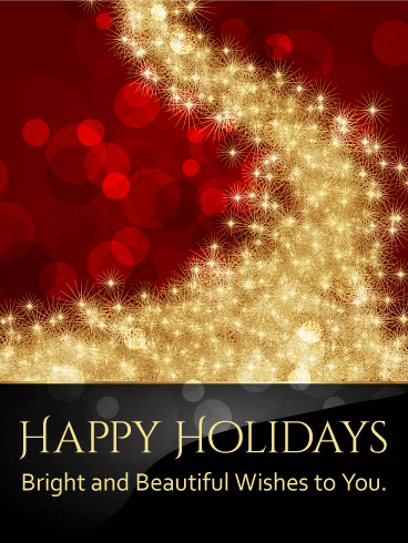 Golden sparkles seasons greetings card radiate joy and love this golden sparkles seasons greetings card radiate joy and love this holiday season a thoughtful seasons greeting card perfect for anyone is here m4hsunfo