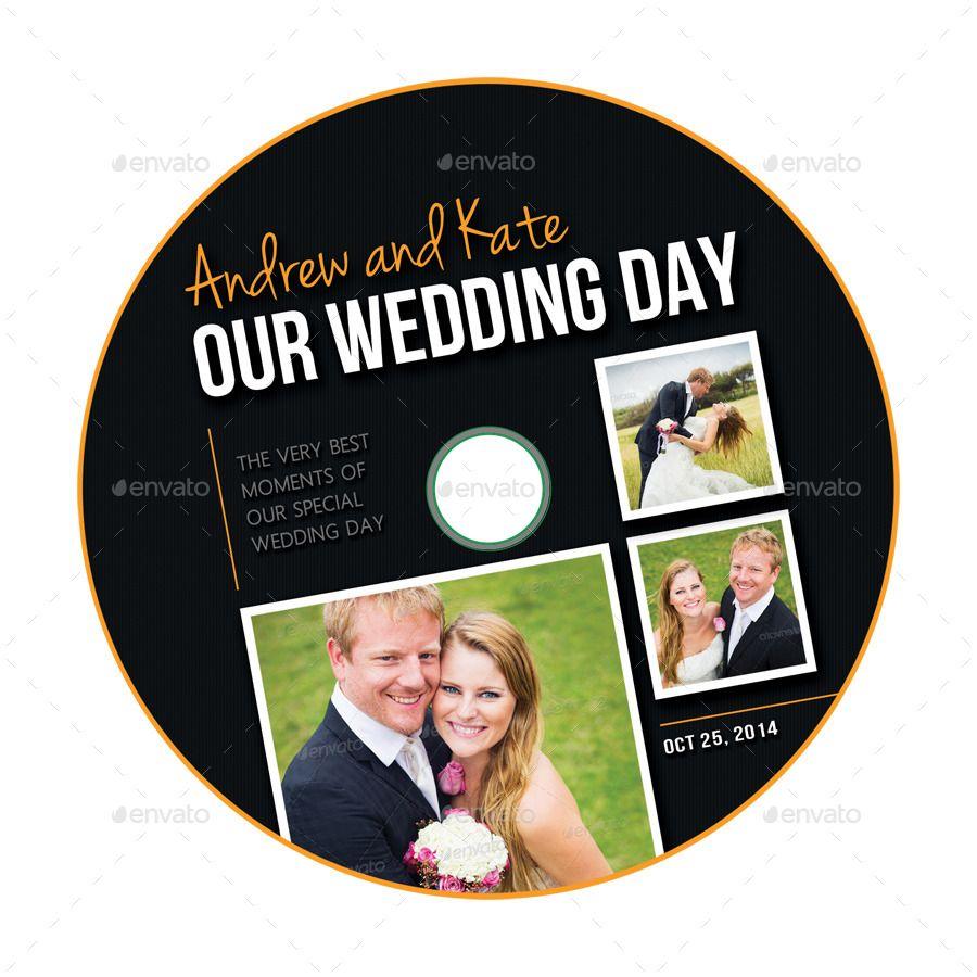 6 In 1 Wedding Dvd Cover Disc Label Bundle Wedding Dvd Cover Wedding Dvd Dvd Cover Template