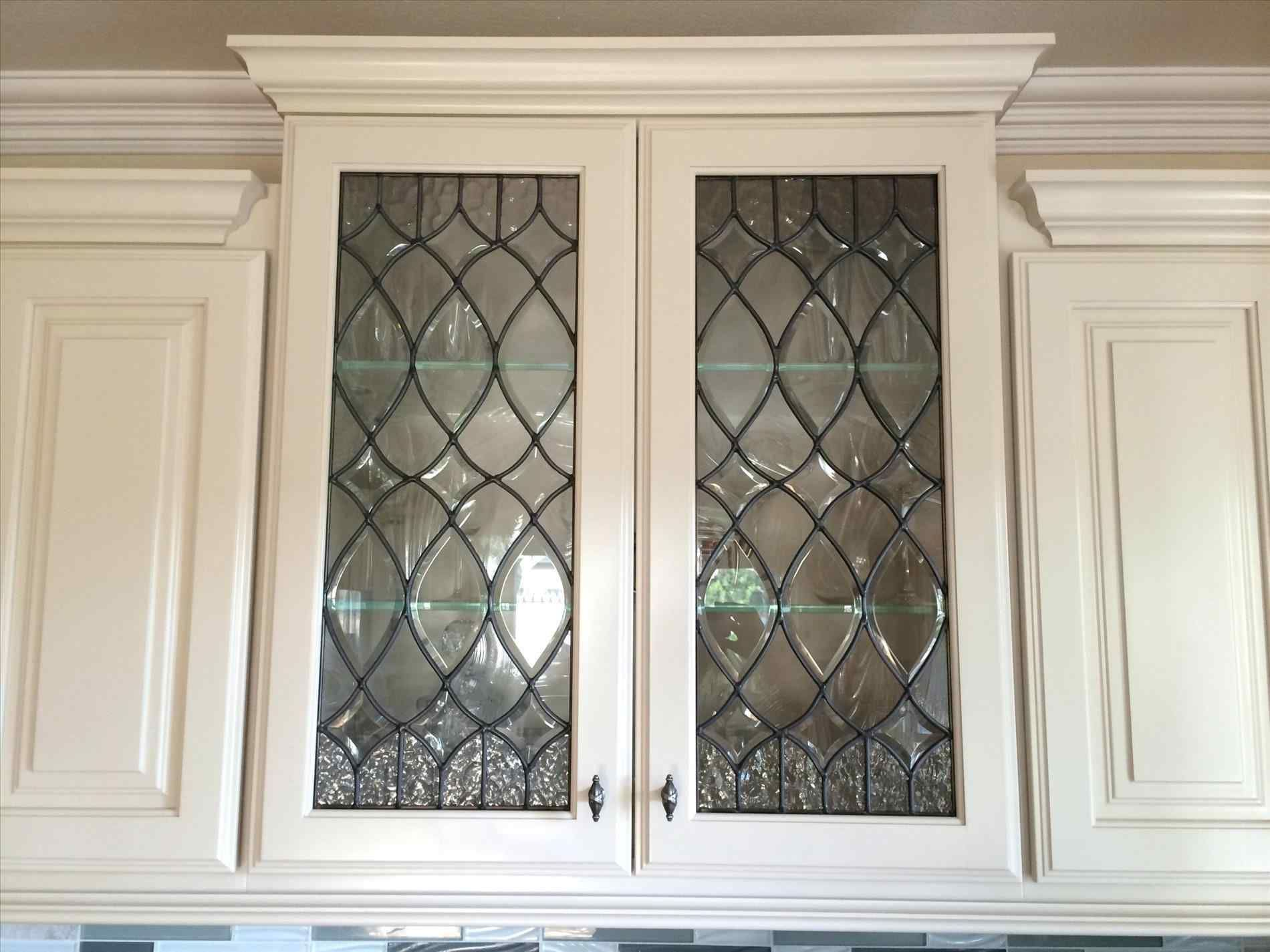 25 Awesome Glass Types For Kitchen Cabinet Doors Breakpr Leaded Glass Cabinets Kitchen Cabinets Glass Inserts Glass Kitchen Cabinets
