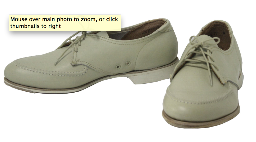 men;s 60's oxford style bowling shoes | 1960's | Pinterest ...