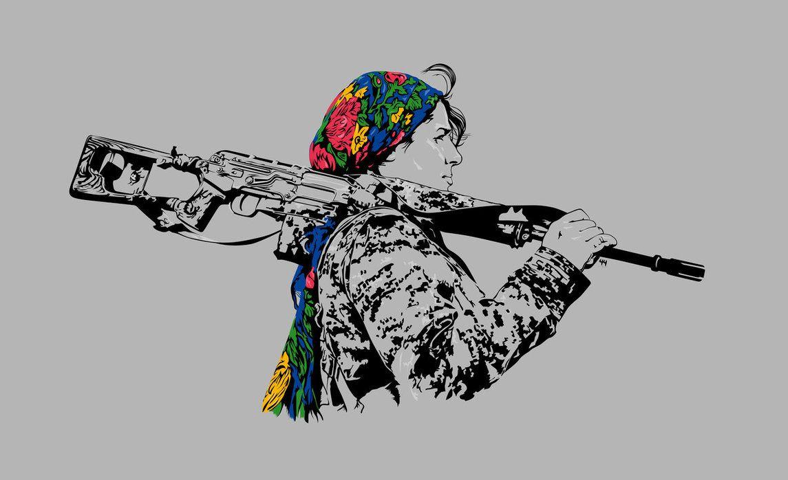 Freedom Fighter by Gait44 on DeviantArt