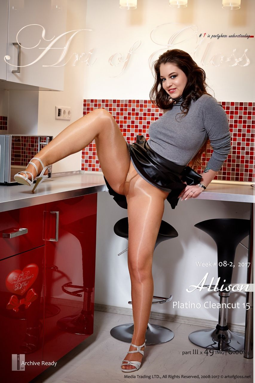 Pantyhose pic post chronological order