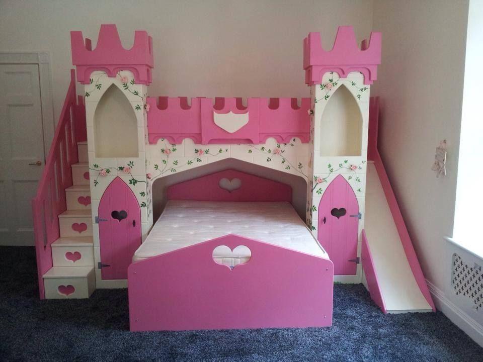 Best Image Of Diy Castle Bunk Bed Aubrey In 2019 Princess 400 x 300