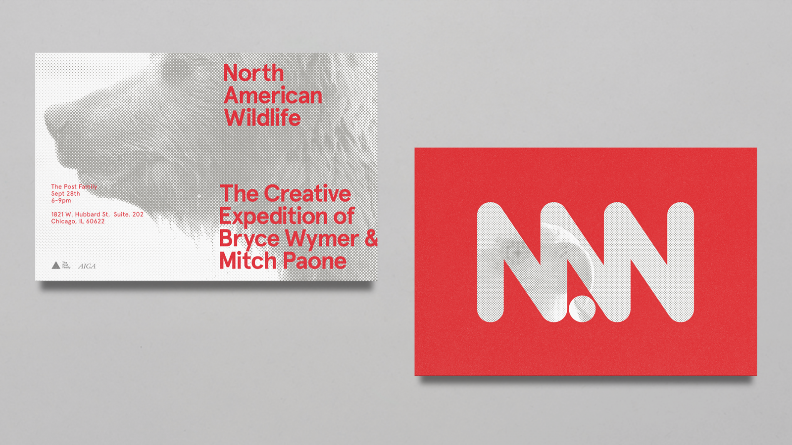 North American Wildlife — DIA — Strategy | Branding | Design | Motion
