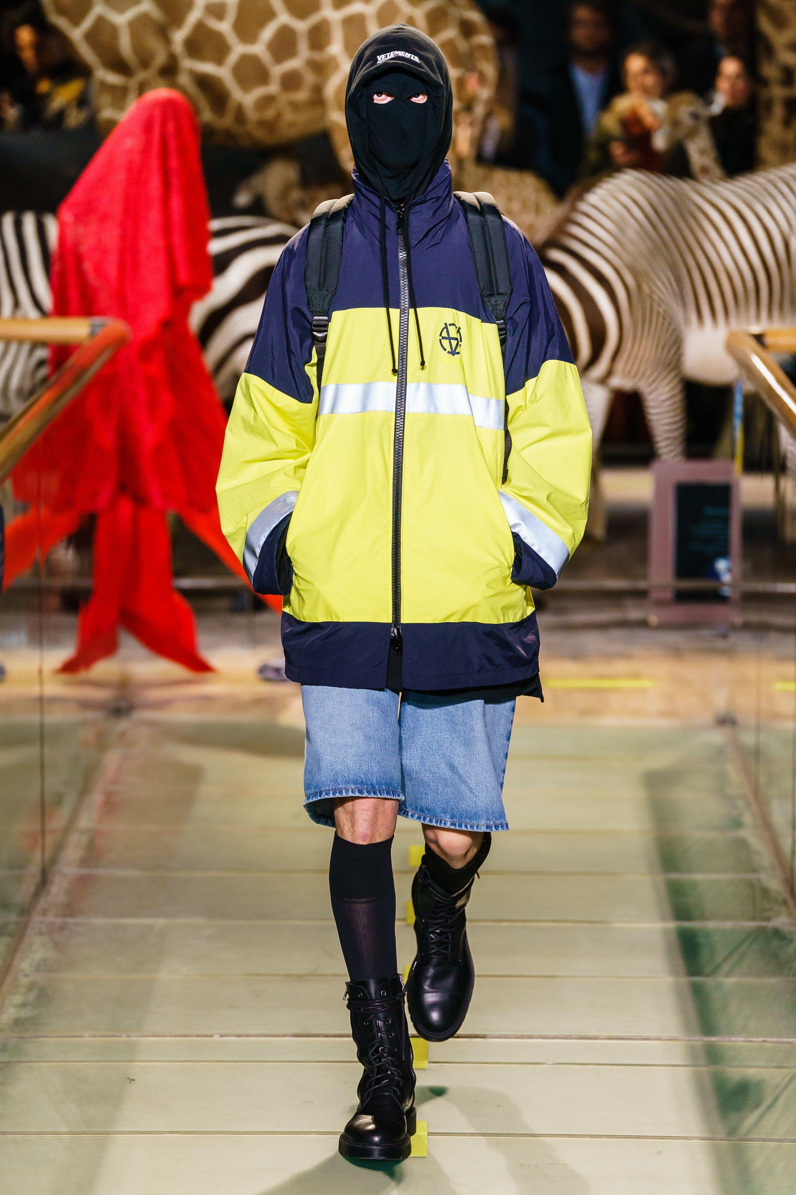 Vetements Fall 2019 Menswear Fashion Show | Menswear ...