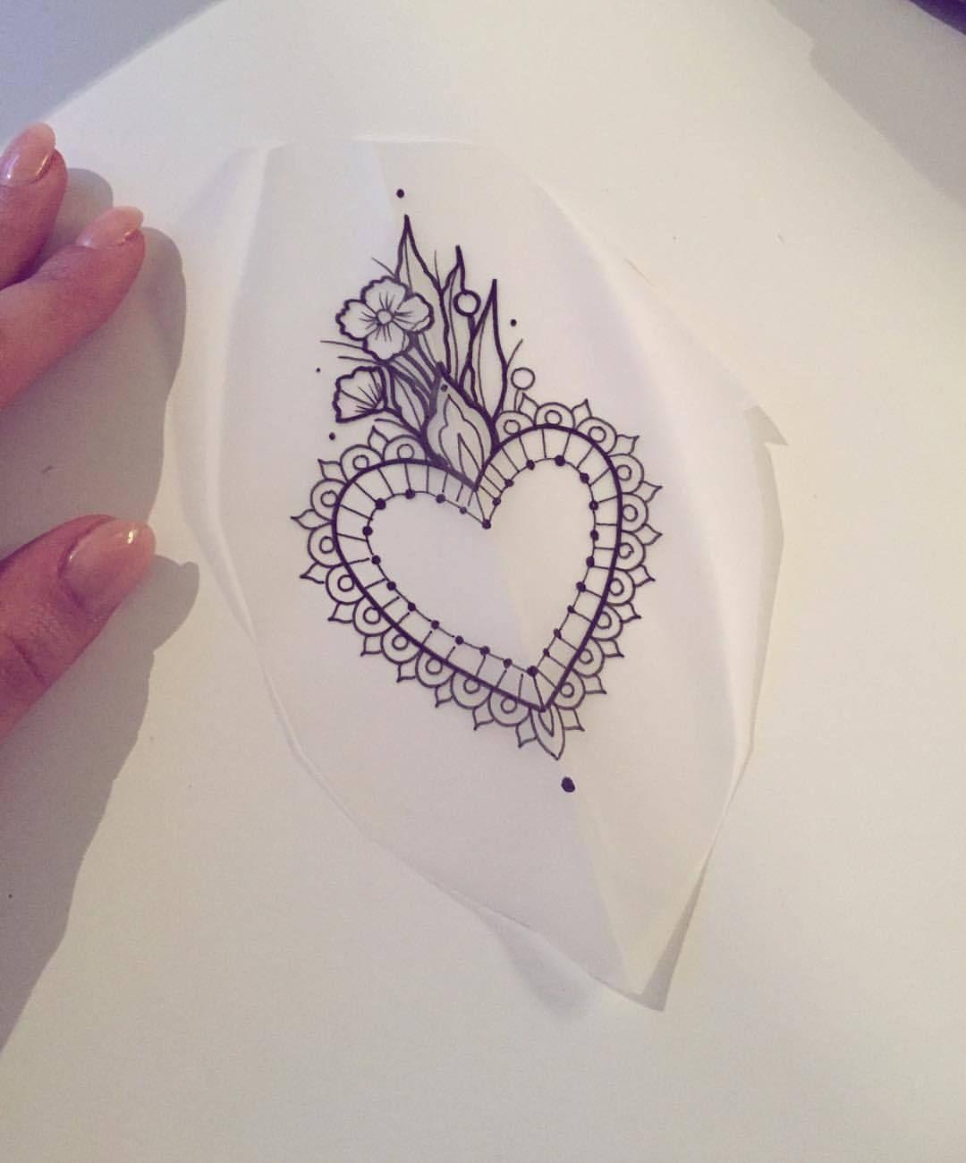 Photo of sacred heart tattoo design – Google Search #Design #Google #Heart #Sacred #Sear